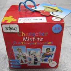 Puzzles: PUZZLE PERSONAJES. FERRANDIZ. COMPLETO. 36 PIEZAS.. Lote 53445760