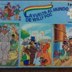 Puzzles: LA VUELTA AL MUNDO DE WILLY FOG -PUZLE - PIEZAS SUELTAS. Lote 53845421
