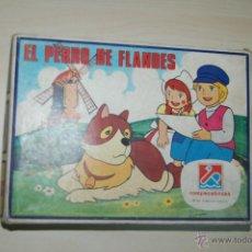 Puzzles: PUZZLE DE CUBOS EL PERRO DE FLANDES DE DALMAU CARLES PLA. Lote 53981434