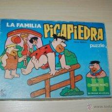 Puzzles: PUZZLE FAMILIA PICAPIEDRA DE BORRAD AÑOS 70. Lote 53981647