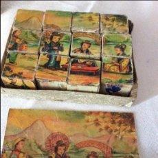 Puzzles: ROMPECABEZAS MUY ANTIGUO. Lote 54013284