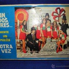 Puzzles: PUZLE PUZZLE UN DOS TRES. Lote 54231953