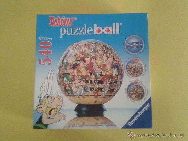 Puzzle ball asterix 540 22 comprar puzzles antiguos en puzzle ball asterix 540 22 juguetes juegos puzles gumiabroncs Choice Image