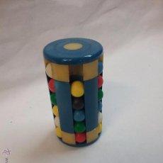 Puzzles: ANTIGUO CILINDRO ENIGMÁTICO - SIMILAR CUBO DE RUBIK - EXCLUSIVAS CHERCAS . Lote 54560666