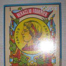 Puzzles: PUZZLE FOURNIER. AS DE OROS.. Lote 195268353