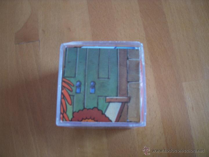 Puzzles: Rompecabezas Puzzle en cubos de plástico. Barrio Sesamo - Foto 3 - 54648111