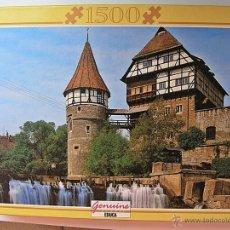 Puzzles: PUZZLE EDUCA 1500 PIEZAS. Lote 54815129