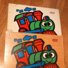Puzzles: PUZZLE DE MADERA, NUEVO, AÑOS 70. JUGUETES BOSCH. Lote 55126341