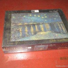 Puzzles: PUZLE 1000 PIEZAS VAN GOGH DE LA COLLECTIÓN MUSEUM DE CLEMENTONI PRECINTADO. Lote 55387805