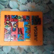 Puzzles: MORTADELO JUEGO PUZZLE AÑOS 80. Lote 55797454