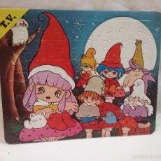 Puzzles: PUZLE PUZZLE SERIE - PEQUEÑA MEMOLE - SERIE TELEVISIVA , TV - AÑOS 90. Lote 56600109