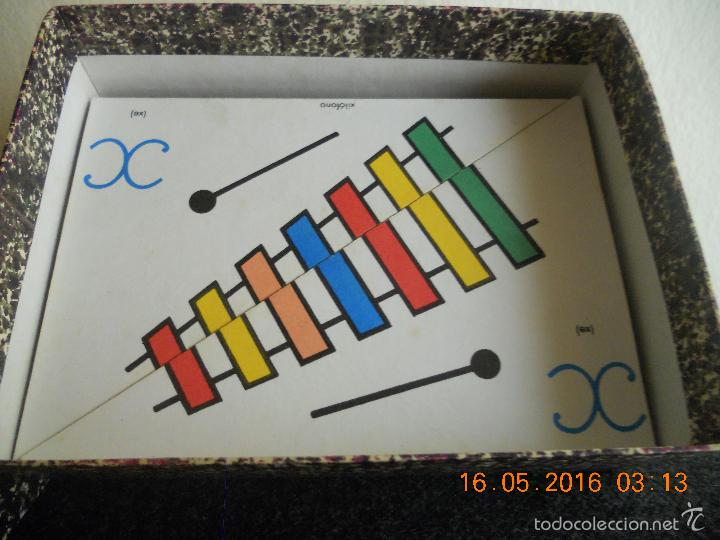 Puzzles: ANTIGUO PUZLE DE ABECEDARIO IDEOGRAFICO PARA PARVULITOS ( POR J.MARIA TORAL ) - Foto 6 - 56926276