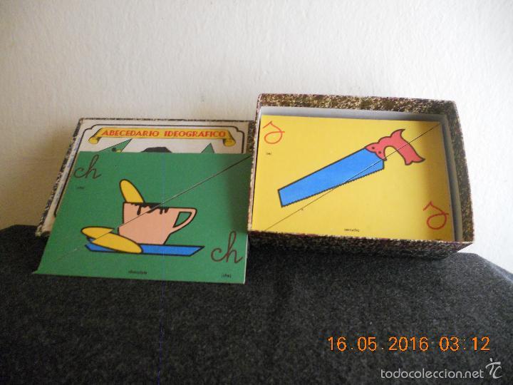 Puzzles: ANTIGUO PUZLE DE ABECEDARIO IDEOGRAFICO PARA PARVULITOS ( POR J.MARIA TORAL ) - Foto 7 - 56926276