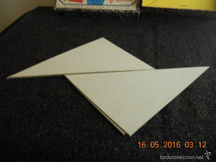 Puzzles: ANTIGUO PUZLE DE ABECEDARIO IDEOGRAFICO PARA PARVULITOS ( POR J.MARIA TORAL ) - Foto 11 - 56926276