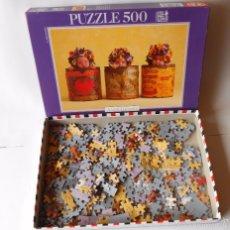 Puzzles: PUZZLE 500 PIEZAS ANNE GEDDES. Lote 57002046