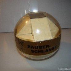 Puzzles: VINTAGE ZAUBER-SCHLANGE - NUEVO¡¡. Lote 57195229