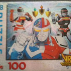 Puzzles: PUZZLE SABAN,S VR TROOPERS 100 PIEZAS. Lote 57407337