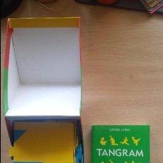Puzzles: TANGRAM EN CAJA . PUZLE DE FIGURAS. Lote 57813505