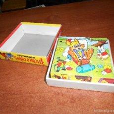 Puzzles: ANTIGUO PUZLE, PUZZLE O ROMPECABEZAS AÑOS 60. Lote 57822438