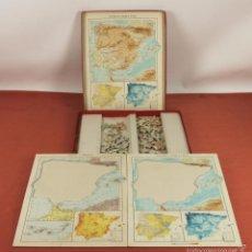 Puzzles: PUZZLE DE ESPAÑA Y PORTUGAL. DON MYO. ESPAÑA. CIRCA 1970.. Lote 57860963