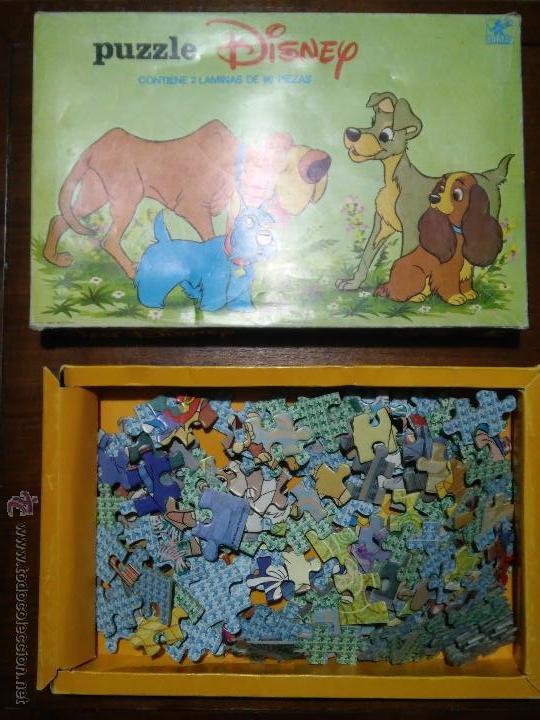 PUZZLE W. DISNEY - BORRAS (Juguetes - Juegos - Puzles)