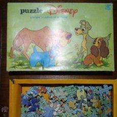 Puzzles: PUZZLE W. DISNEY - BORRAS. Lote 52755913