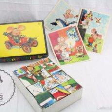 Puzzles: ANTIGUO JUEGO / PUZLE / PUZZLE DE TOPO GIGIO - ROMPECABEZAS - EDIGRAF - AÑO 1973. Lote 139919698