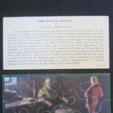Puzzles: PUZLE COMPLETO DE DON JUAN DE AUSTRIA. ANTE EL EMPERADOR. . Lote 58257059