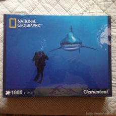 Puzzles: PUZLE DE 1000 PIEZAS NATIONAL GEOGRAFIC. Lote 58376971