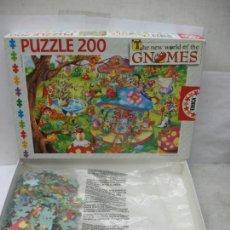 Puzzles: EDUCA REF: 7.276 - PUZZLE GNOMES. Lote 58419498