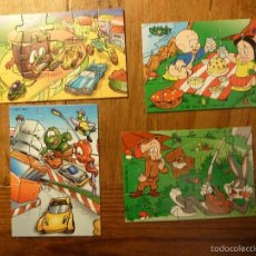 Puzzles: LOTE PUZZLES KINDER. Lote 58657511