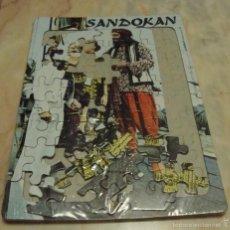 Puzzles: (ALB-TC-2) PUZZLE SANDOKAN 1976 PRECINTADO. Lote 59135085