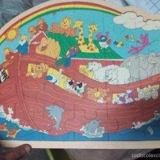 Puzzles: PUZZLE DE MADERA ARCA DE NOE. Lote 59153805