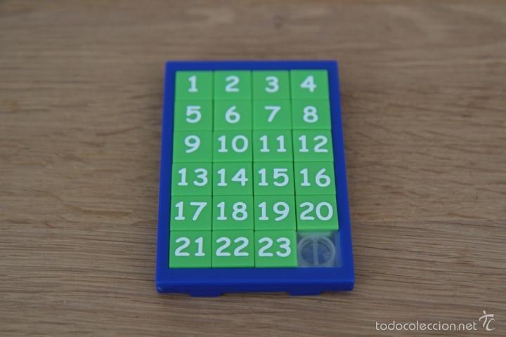 juego numérico de bloques deslizantes, de toysr - Comprar Puzzles ...