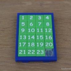 Puzzles: JUEGO NUMÉRICO DE BLOQUES DESLIZANTES, DE TOYSRUS. Lote 132284798