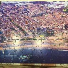 Puzzles: PUZZLES DE TARRAGONA MEDIAS 90 POR 67 UN TOTAL DE 120 PIEZAS ES DE PUBLICIDAD DE VARIOS COMERCIOS . Lote 60285323