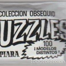 Puzzles: SOBRE SORPRESA PUZZLES PREMIUM DE LA PIARA. Lote 60873291