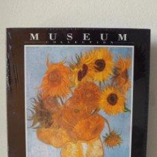 Puzzles: PUZLE PUZZLE CLEMENTONI MUSEUM COLLECTION - LOS GIRASOLES - VINCENT VAN GOGH - 1000 PIEZAS. Lote 62099056