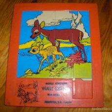 Puzzles: PUZLE BAMBI AÑOS 80 - ANDREFER - VER FOTOS. Lote 62782940
