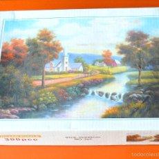 Puzzles: PUZLE - PUZZLE DE 300 PIEZAS - PAISAJE. Lote 63012684