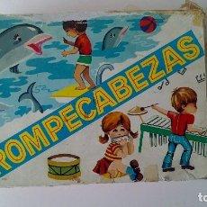Puzzles: ROMPECABEZAS, AÑOS 60. Lote 63017224