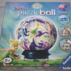 Puzzles: PUZZLE BALL FAIRIES - PUZZLE DE FORMA ESFËRICA. Lote 64054199