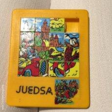 Puzzles: ROMPECABEZAS PUZZLE AÑOS 80, MARCA JUEDSA PATO DONAL. Lote 132371535