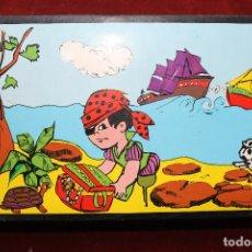 Puzzles: ROMPECABEZAS, PUZZLE, JUGUETES CARNEADO, AÑOS 70, SIN ESTRENAR. Lote 64523591
