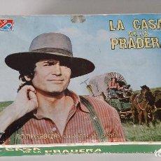 Puzzles: ANTIGUO PUZZLE DE CUBOS LA CASA DE LA PRADERA. Lote 66875506