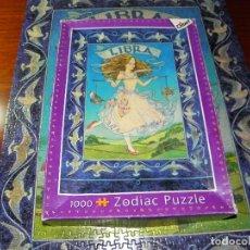 Puzzles: PUZZLE 1000 PIEZAS ZODIACO LIBRA. Lote 67514737