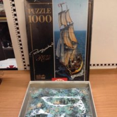 Puzzles: PUZZLE H.M.S. ROSE 1000 PIEZAS DE EDUCA A ESTRENAR (M). Lote 201993747