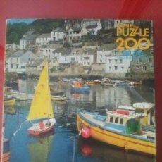 Puzzles: DOBLE PUZZLE ANTIGUO 200 PIEZAS DIDACTA REF. 6941. Lote 67553302