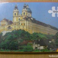 Puzzles: GIGANT PUZZLE 1500 PIEZAS EN SU ENVOLTORIO DE PLÁSTICO PUZLE DE CALIDAD FABRICADO EN AUSTRIA AÑOS 90. Lote 67650237