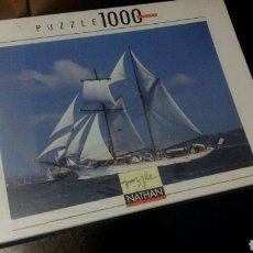 Puzzles: PUZZLE 1000 PIEZAS VELERO PRECINTADO. Lote 72163405